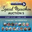 NOW LIVE MARATHON AUCTION 5
